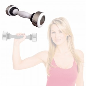 Shake Weight woman